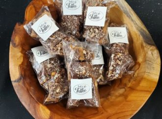 Iowa family launches toffee empire