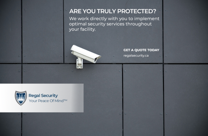 Why your business needs a security guard firm during a pandemic