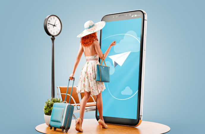 Lorraine Simpson: New technology is restoring confidence in travel consumers and will help the travel industry grow